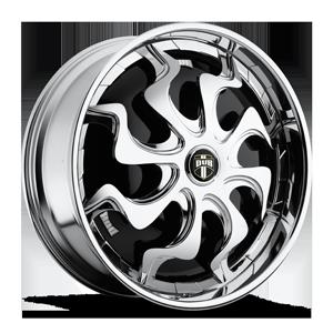 DUB Spinners Phenom - S749 5 Polished