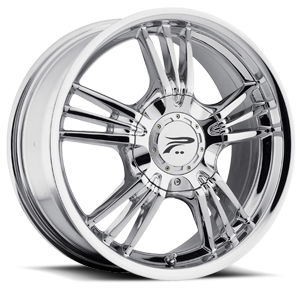 Platinum 122 Wolverine 5 Chrome
