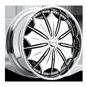 DUB Spinners Presidential - S793 5 Chrome