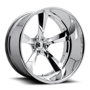 Qualifier SE - F336 Polished 5 lug
