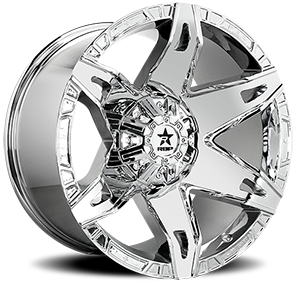 RBP Wheels 70R Quantum 8 Chrome