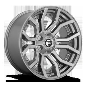 Rage - D713 Platinum 6 lug