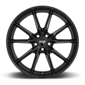 Rainier - M240 Gloss Black 5 lug