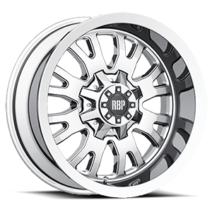 RBP Wheels 89R Assassin 5 Chrome