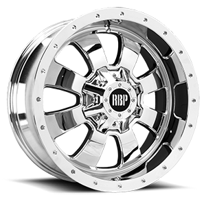 RBP Wheels 99R 5 Chrome