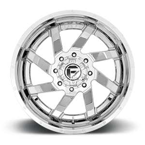 Renegade Dually Rear - D263 Chrome 8 lug