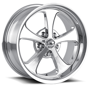 Ridler Wheels 645 5 Chrome