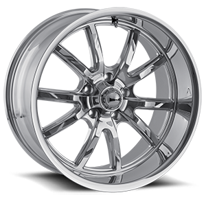 Ridler Wheels 650 5 Chrome