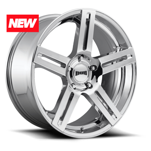DUB 1-Piece ROC - S249 5 Chrome