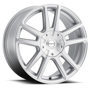 Raceline Wheels 145 Encore 5 Silver