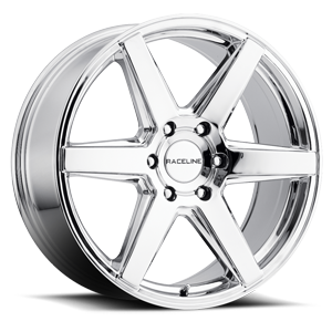 Raceline Wheels 156C Surge 6 Chrome