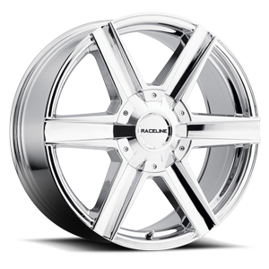 Raceline Wheels 157 Phantom 6 Chrome