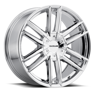 Raceline Wheels 158 6 Chrome