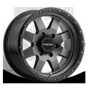 Raceline Wheels 935 Defender 6 Gunmetal