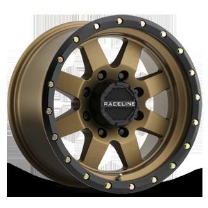 Raceline Wheels 935 Defender 8 Bronze