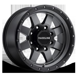 Raceline Wheels 935 Defender 8 Gunmetal