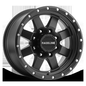 Raceline Wheels 935 Defender 8 Matte Black