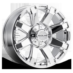 Raceline Wheels 936 Throttle 6 Chrome