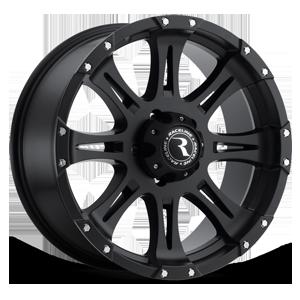 Raceline Wheels 981 Raptor 5 Black