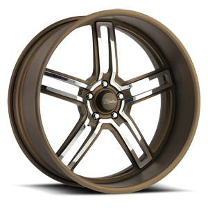 Raceline Wheels Sonoma 5 Bronze