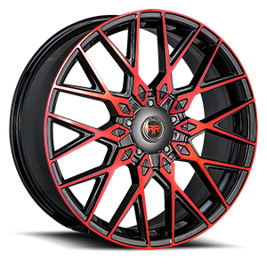 Revolution Racing R24 5 Red/Black Machined