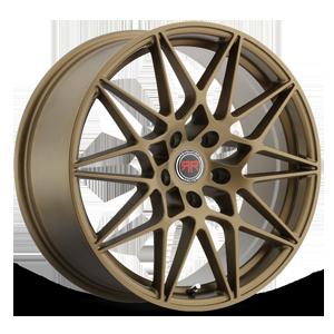R11 Matte Gold 5 lug