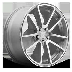 Rotiform SPF 5 Silver & Machined