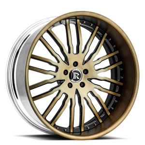 Rucci Forged 50 Cal 5 Titanium