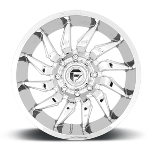 Saber - D743 Chrome 8 lug