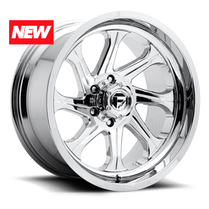 Seeker - D677 Chrome 5 lug