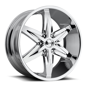 Slider-F161 Chrome 6 lug