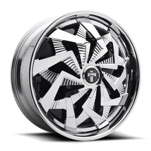 Chop - S823 Polished 5 lug