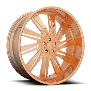 DUB Forged Statica - XB10 5 Rose Gold