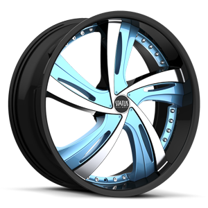 Status Wheels S835 Fantasy 5 Custom