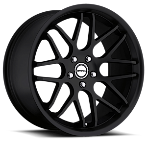Strada Wheels Moda 5 All Black