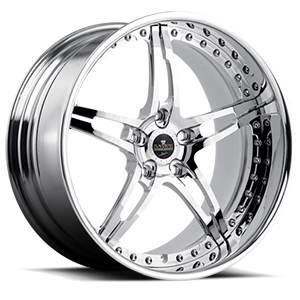 Savini Forged SV10 5 Chrome