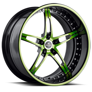 Savini Forged SV10 5 Green