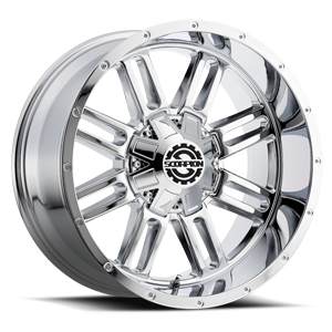 SC-18 Chrome 5 lug