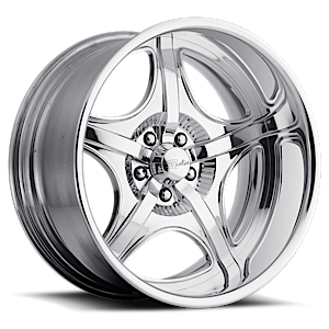 Raceline Wheels Smuggler 5 Polished