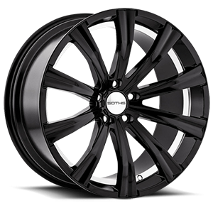 Sothis SC101 5 Gloss Black w/ Inner Rim Machined
