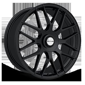 SC104 Flat Black 5 lug