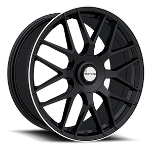 Sothis SC104 5 Gloss Black Machined