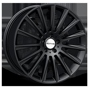 SC105 Gloss Black 5 lug