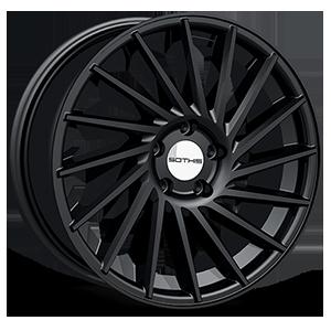 SC107 Gloss Black 5 lug