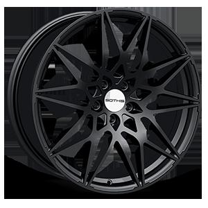 SC109 Gloss Black 5 lug
