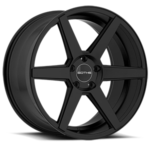 Sothis SC002 5 Semi Flat Black