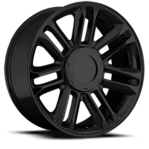 Factory Reproductions Style 39 6 Gloss Black