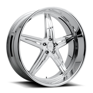 DUB Forged Tango XA50 5 Polished