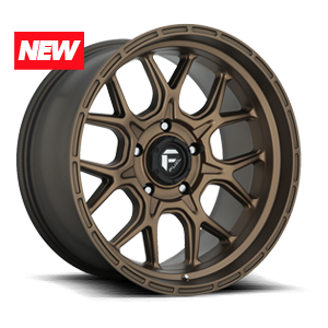Tech - D671 Bronze 5 lug