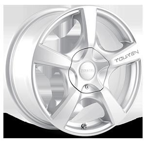 Touren Wheels TR9 4 Hyper Silver